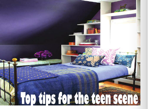Tips for Decorating Teenage Bedroom